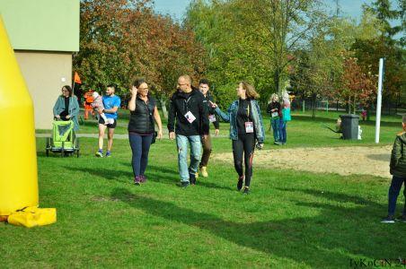 Organizatorzy biegu